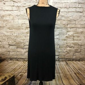 AMERICAN EAGLE OUTFITTERS •Ribbed Sleeveless Dress